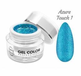 NANI UV/LED gél Glamour Twinkle 5 ml - Azure Touch