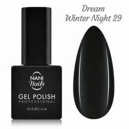 NANI gél lak 6 ml - Dream Winter Night