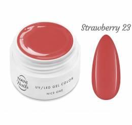 NANI UV gél Nice One Color 5 ml - Strawberry