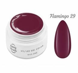 NANI UV gél Nice One Color 5 ml - Flamingo