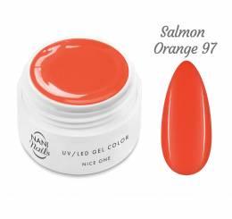 NANI UV gél Nice One Color 5 ml - Salmon Orange