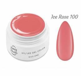 NANI UV gél Nice One Color 5 ml - Ice Rose