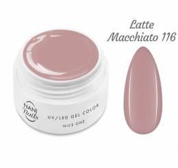 NANI UV gél Nice One Color 5 ml - Latte Macchiato