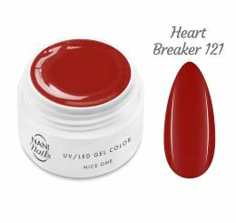 NANI UV gél Nice One Color 5 ml - Heart Breaker