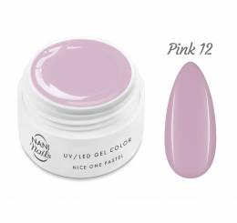 NANI UV gél Nice One Pastel 5 ml - Pink