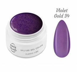 NANI UV gél Classic Line 5 ml - Violet Gold