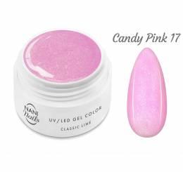 NANI UV gél Classic Line 5 ml - Candy Pink
