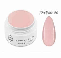 NANI UV gél Moonlight Effect 5 ml - Old Pink