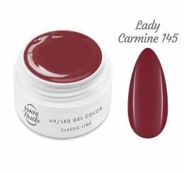 NANI UV gél Classic Line 5 ml - Lady Carmine