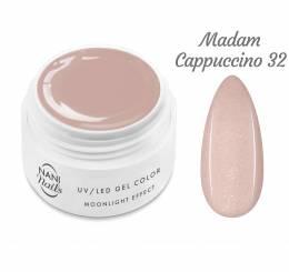 NANI UV gél Moonlight Effect 5 ml - Madam Cappuccino