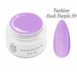 NANI UV gél Star Line 5 ml - Fashion Look Purple