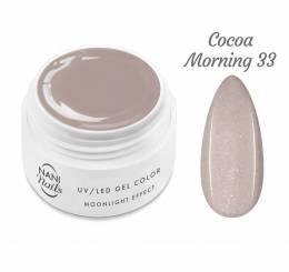 NANI UV gél Moonlight Effect 5 ml - Cocoa Morning