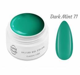 NANI UV gél Classic Line 5 ml - Dark Mint