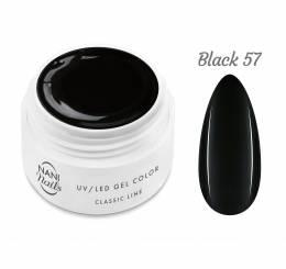 NANI UV gél Classic Line 5 ml - Black