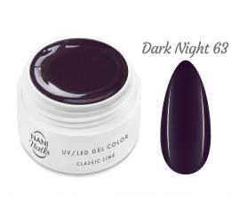 NANI UV gél Classic Line 5 ml - Dark Night