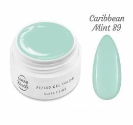 NANI UV gél Classic Line 5 ml - Caribbean Mint