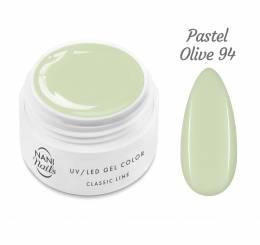 NANI UV gél Classic Line 5 ml - Pastel Olive