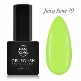 NANI gél lak 6 ml - Juicy Lime