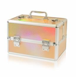 NANI kozmetický kufrík NN55 - Gold Aurora