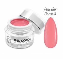 NANI UV/LED gél Professional 5 ml - Powder Coral