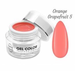NANI UV/LED gél Professional 5 ml - Orange Grapefruit