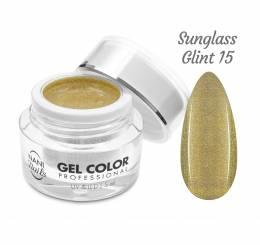 NANI UV/LED gél Professional 5 ml - Sunglass Glint