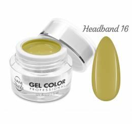 NANI UV/LED gél Professional 5 ml - Headband