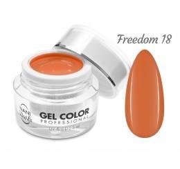 NANI UV/LED gél Professional 5 ml - Freedom
