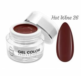 NANI UV/LED gél Professional 5 ml - Hot Wine