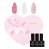 NANI darčeková sada gél lakov Sweetheart - Pink