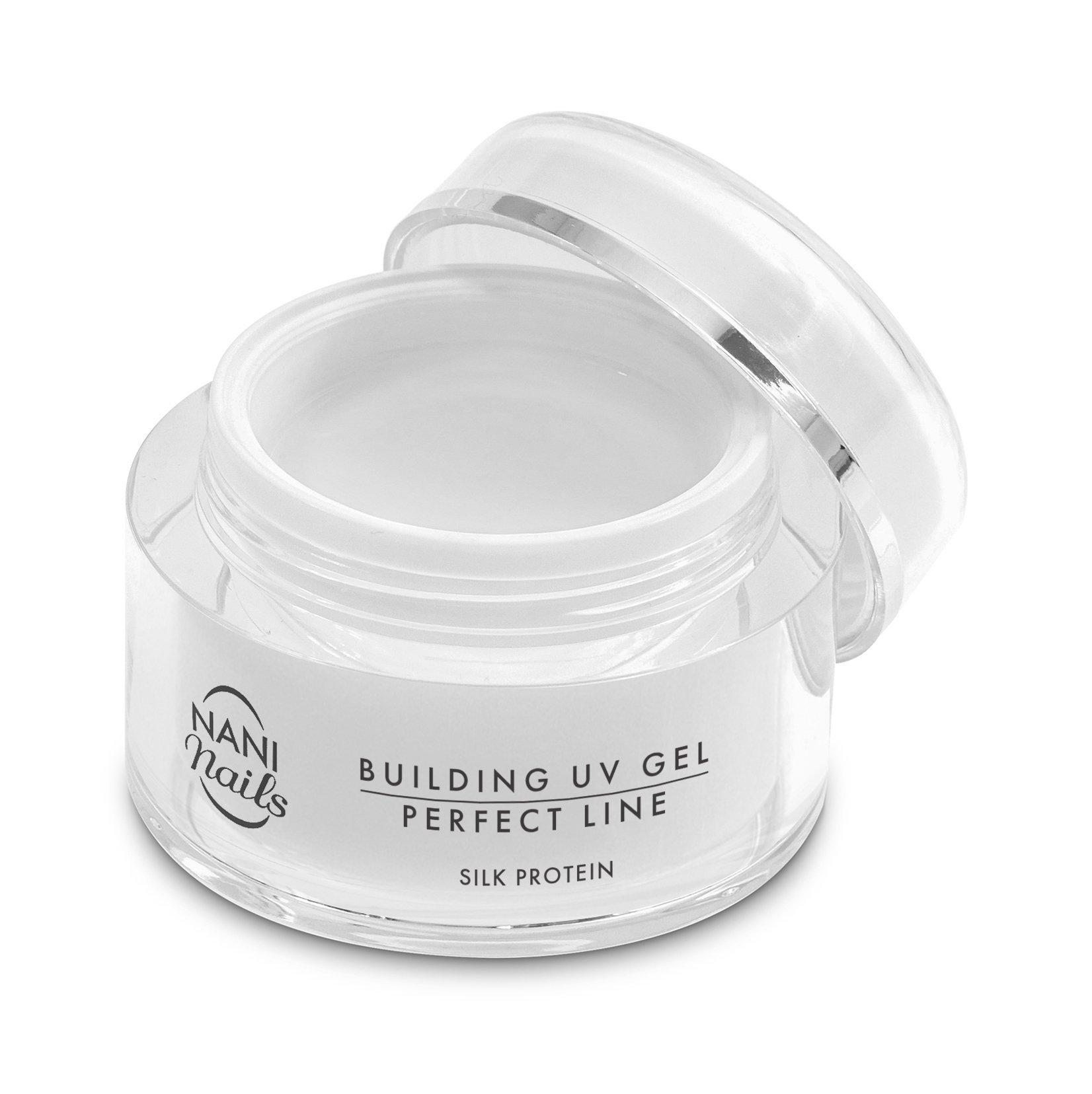 NANI UV gél Perfect Line 15 ml - Silk Protein