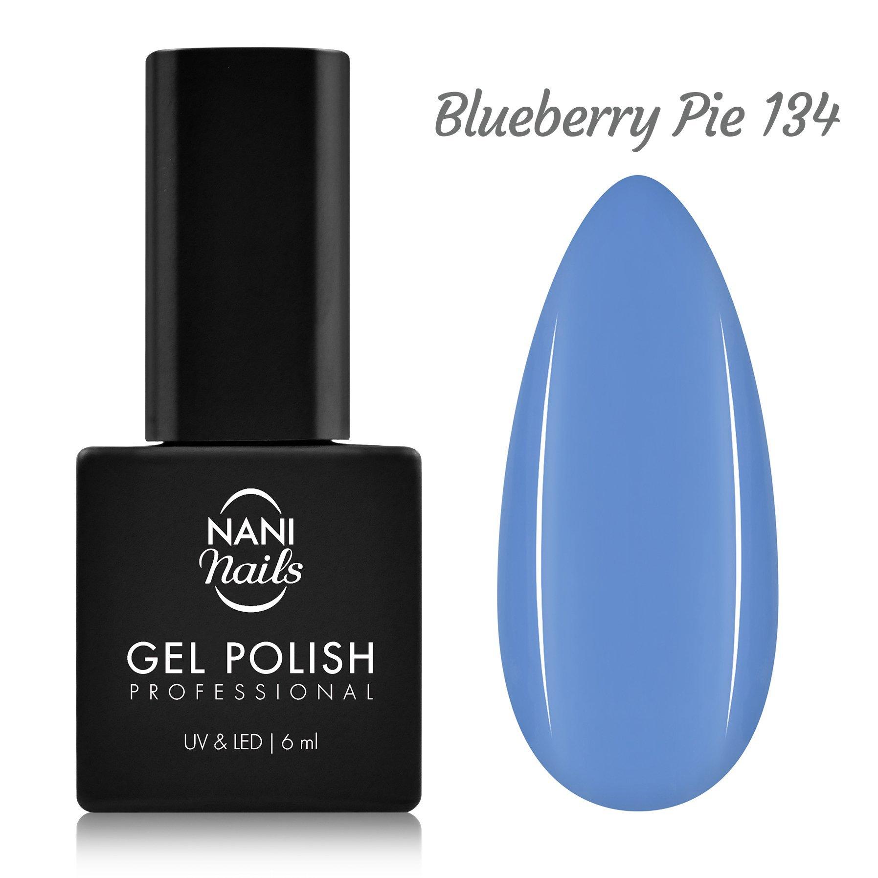 NANI gél lak 6 ml - Blueberry Pie