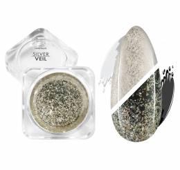 NANI leštiaci pigment Silver Veil