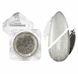 NANI leštiaci pigment Silver Champagne