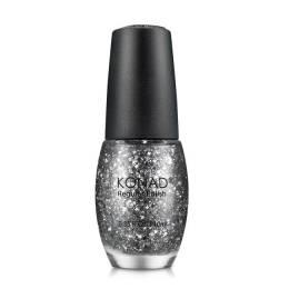 Konad lak 10 ml - Glitter Silver