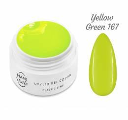 NANI UV gél Classic Line 5 ml - Yellow Green