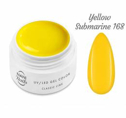NANI UV gél Classic Line 5 ml - Yellow Submarine