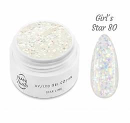 NANI UV gél Star Line 5 ml - Girl's Star