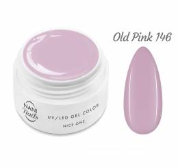 NANI UV gél Nice One Color 5 ml - Old Pink