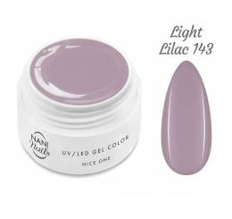 NANI UV gél Nice One Color 5 ml - Light Lilac
