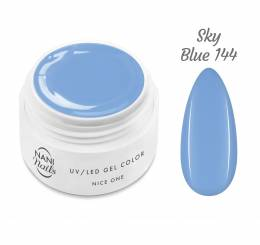 NANI UV gél Nice One Color 5 ml - Sky Blue
