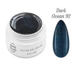 NANI UV gél Star Line 5 ml - Dark Ocean
