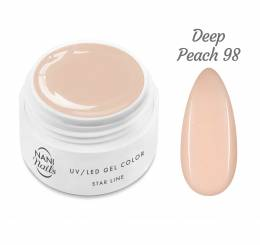 NANI UV gél Star Line 5 ml - Deep Peach