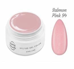 NANI UV gél Star Line 5 ml - Salmon Pink