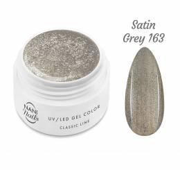NANI UV gél Classic Line 5 ml - Satin Grey