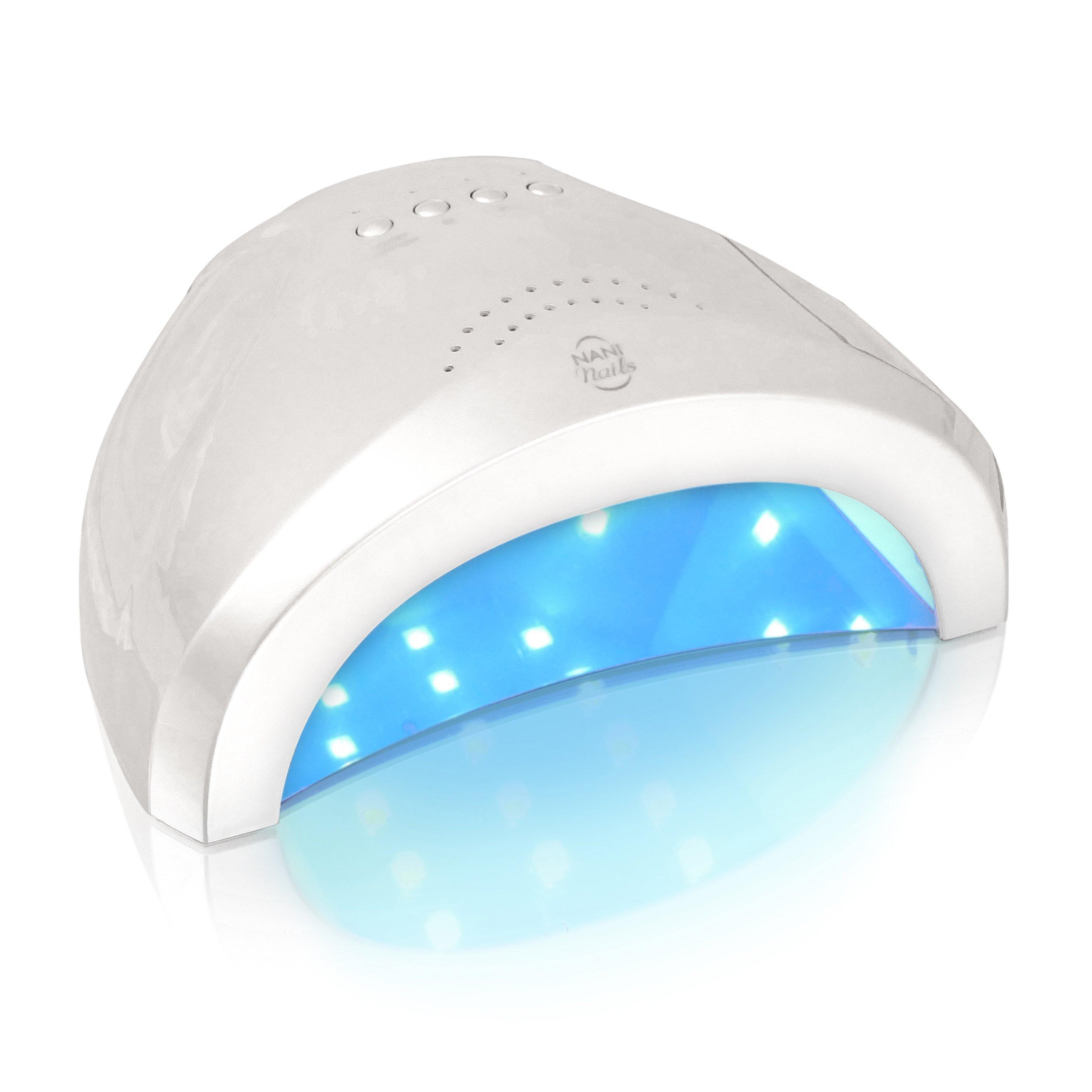 NANI UV/LED lampa 24/48 W - White