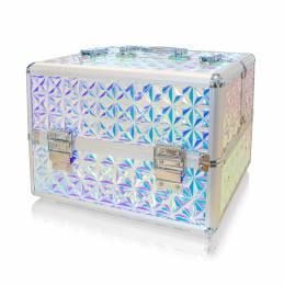 NANI kozmetický kufrík NN74 - Aurora 3D